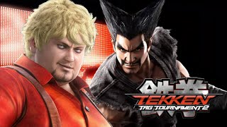 Tekken Tag 2: Bob Heihachi Max Damage/Staple Combos
