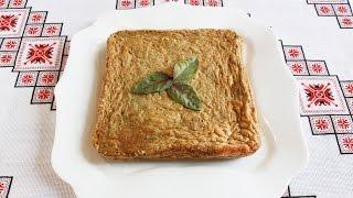 Суфле из печени Блюда из куриной печени Суфле з печінки Куриная печень рецепт Печеночное суфле
