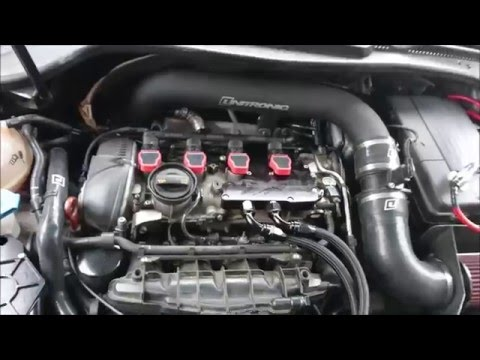 HOW TO INSTALL A OIL CATCH CAN VW GTI MK6
