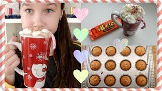 Как приготовить кексы и горячий шоколад I 2 рецепта I Reginess G(Надеюсь вам понравилось (: Предыдущее видео: https://www.youtube.com/watch?v=OtWp1NjoD9k Где вы сможете меня найти: VK✮ http://vk.com/r..., 2015-01-13T11:44:27.000Z)