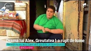 Greu in Romania. Copilul care mananca trei paini pe zi