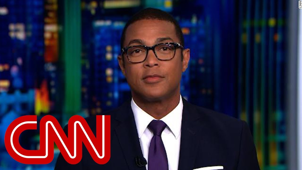Don Lemon Rips Trump Over Personal Attack Youtube