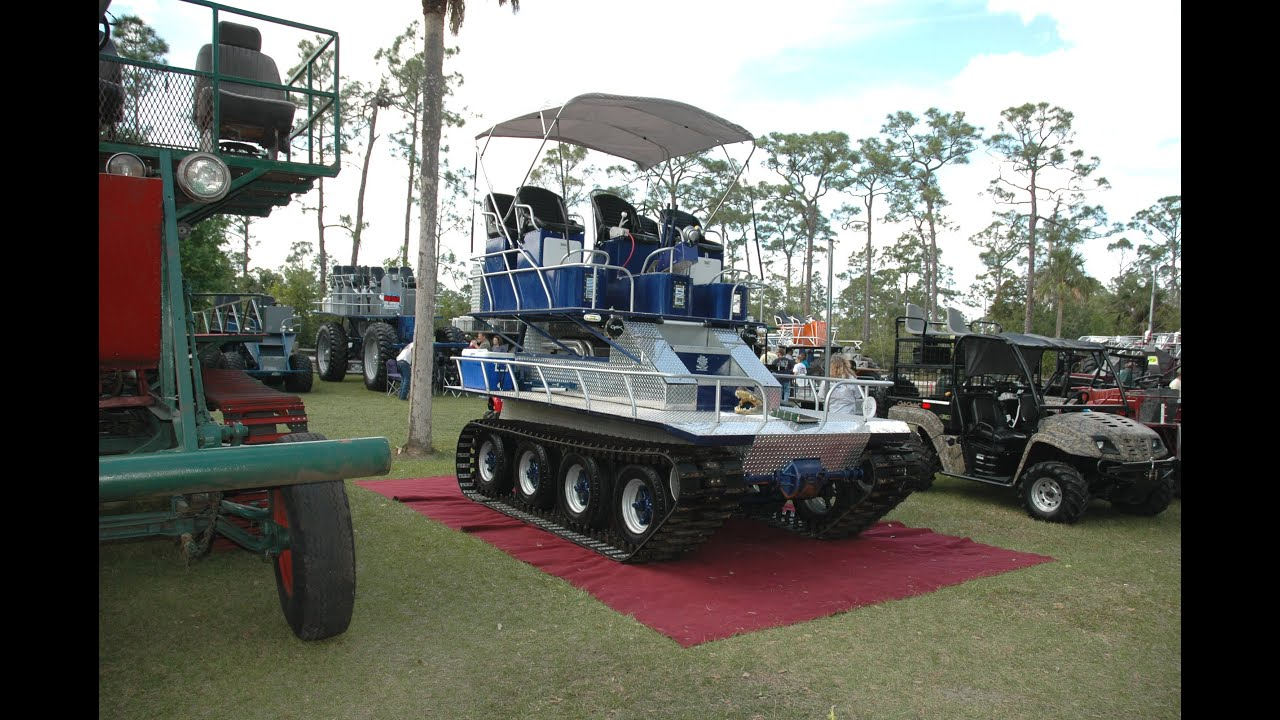 2007 Air Boat And Swamp Buggy Show YouTube