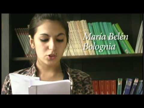 Recital de Poesía 2009 - Bernardino Rivadavia - Pa...