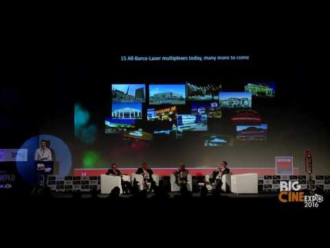 Big Cine Expo 2016 ::: 4K/Laser/3D – Future Proof Technology in Projection