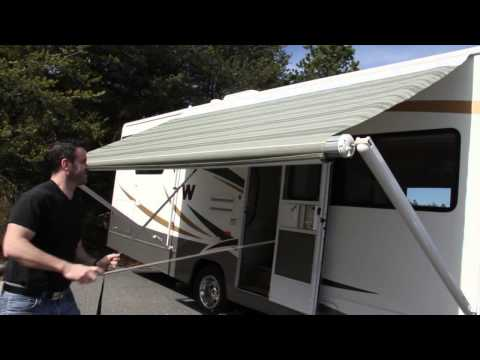 Rv Awning Hanger Clips Youtube