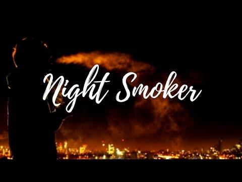 """Night Smoker"" Radio 2017 Rap Trap Hip Hop Instrumental Beat | Real Dope R&B Beat"