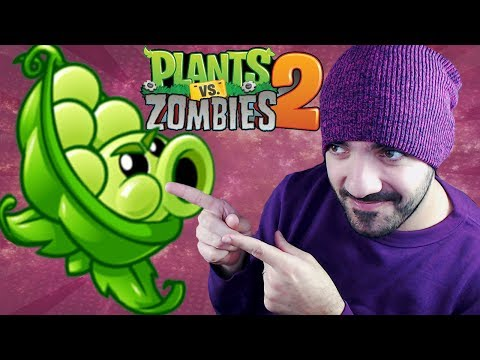 EL TIRAGUISANTES ⭐️ Plants vs Zombies 2 | iTownGamePlay