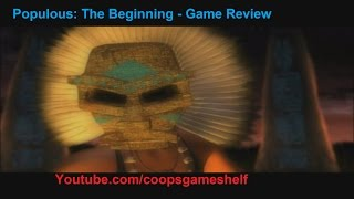 CGS - Populous: The Beginning - PC Game Review