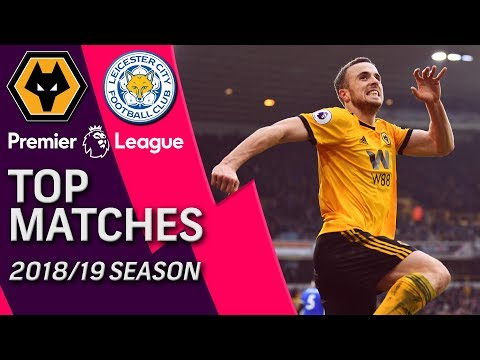 Wolves v. Leicester City | Premier League's Top Matches of 2018-2019 | 01/19/19 | NBC Sports