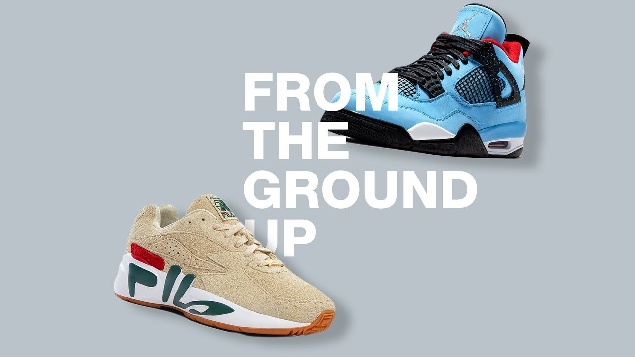 99a521b3a Sneaker Collaborations  Jeff Staple