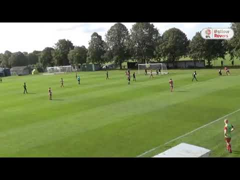 Rovers U18s 0 Lincoln City U18s 1 | Highlights