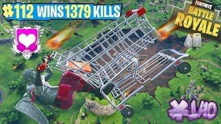 🔴 FORTNITE LV.71 SFIDE WEEK 5!!! | WIN 10TH BATTLE PASS! FROM 1pm WITH DONATORS!!