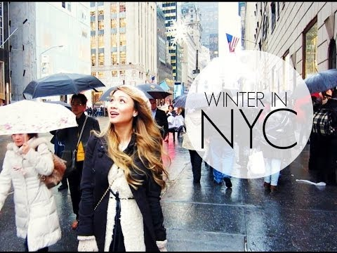 Winter in NYC | HAUSOFCOLOR