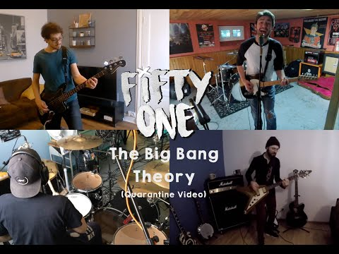 Fifty One  - The Big Bang Theory (Punk Rock Cover)