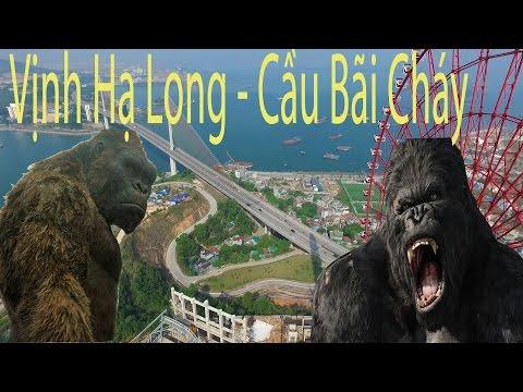 Thành Phố Hạ Long - Vịnh Hạ Long - Quảng Ninh -Việt Nam (Di Sản Thiên Nhiên Thế Giới)