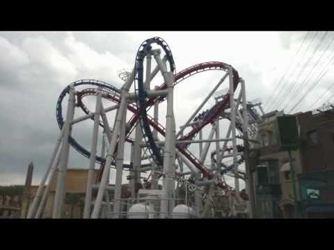 Battlestar Galactica rollercoaster réouvert!
