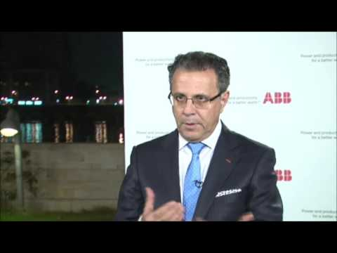Dr. Ulrich Spiesshofer - ABB Group CEO visit to Egypt