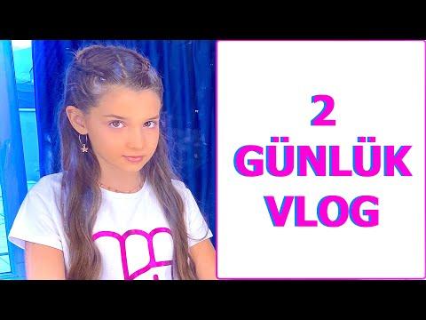 İki Günlük Vlog. Ecrin Su Çoban