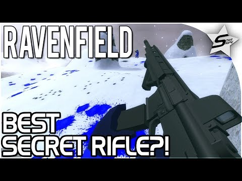 BEST RIFLE IN RAVENFIELD?!- SECRET PATRIOT - Ravenfield How