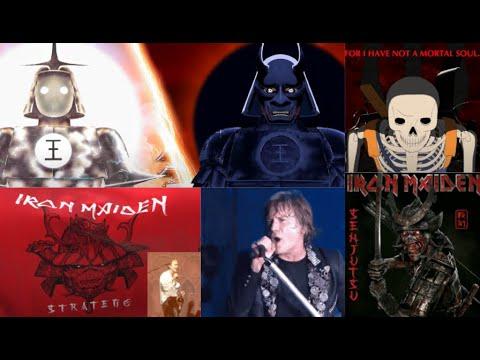 "Iron Maiden release music video for ""Stratego"" off album ""Senjutsu"""