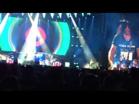 Guns n Roses - 6/23/16 - Detroit, MI - Mr Brownstone