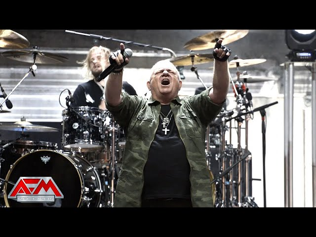 U.D.O. - Man And Machine (2021) // Official Music Video // AFM Records