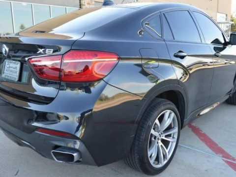 2015 Bmw X6 Xdrive35i M Sport Rare Red Interior Cold Pkg