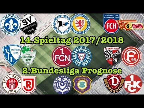 Prognose 2. Bundesliga
