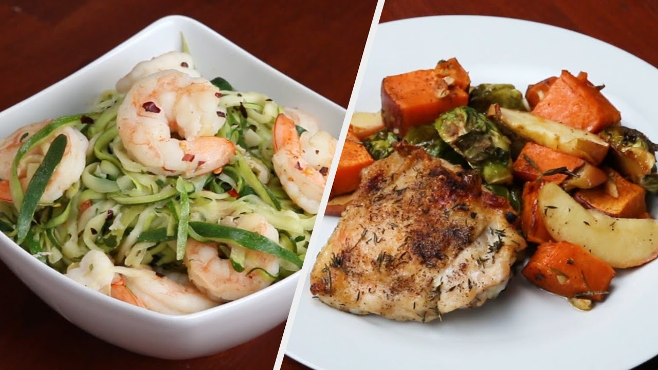 Five Light Dinners That'll Actually Fill You Up •Tasty
