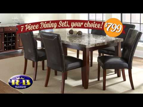 Fall Into Savings 2014  Regis Bernard Furniture   YouTube
