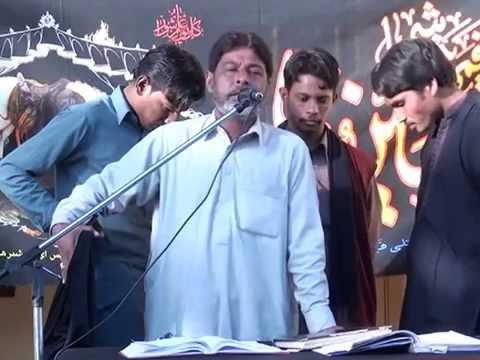 Annual Majalis 13 Muharram at Jandrani 2013 , Jhelum, Pakistan