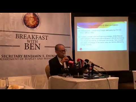 Breakfast with Ben - Episode 1: FY 2018 Budget, Fiscal Performance, Free Tuition Law updates