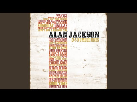 Alan Jackson - Ring Of Fire (updated) Chords - AZ Chords