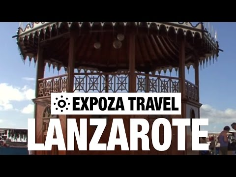 Lanzarote Vacation Travel Video Guide