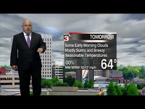 ROB'S TODAY'S WEATHER FORECAST