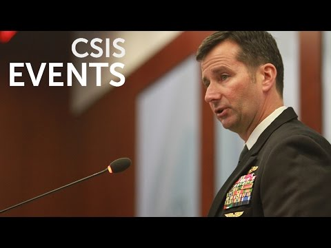The Role of Space in Maritime Operations with Rear Admiral C