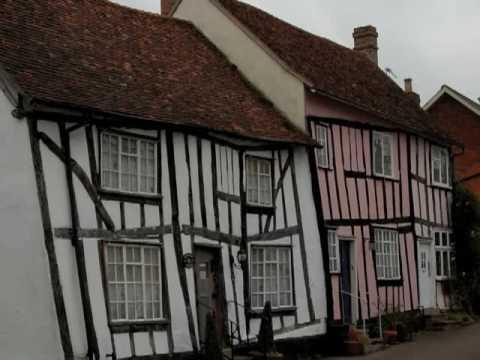 Lavenham & GrantChester, England