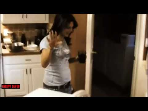 Real Poltergeist hauntings Caught on tape