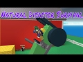 Roblox Natural Disaster Survival Is BR0KEN