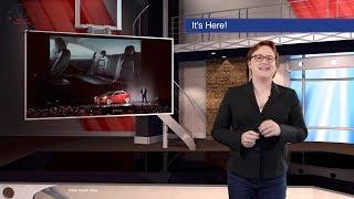 Model 3 Arrives, Nissan LEAF Aerodynamics, Hyperloop Successes  -- TEN Future Car News 04/08/2017