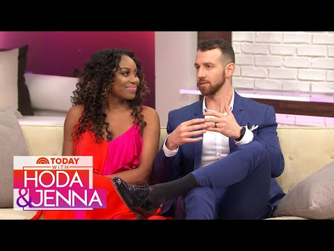 'Love Is Blind' Stars Lauren And Cameron Share Update On Married Life | TODAY