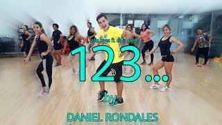 123... SOFIA REYES ft. DE LA GUETTO Video