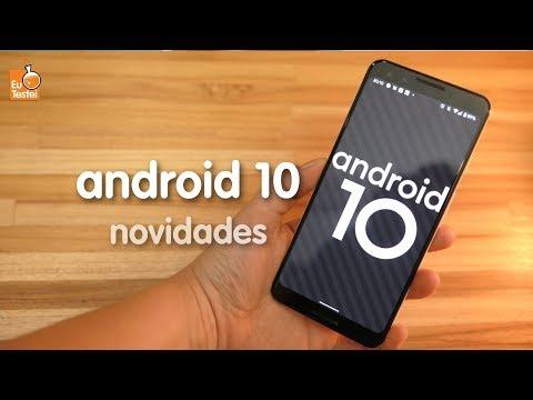 Android 10 Quindim? Veja tudo o que há de novo