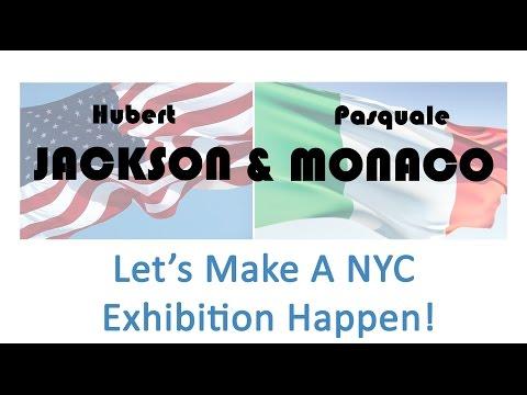 Jackson Monaco NYC Proposed Art Exhibition