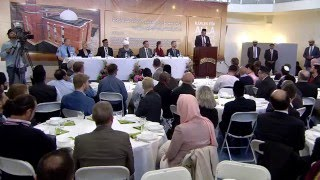 Reception held in Malmo, Sweden, 14th May 2016