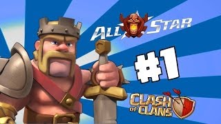 Clash of clans - All Star challenge ep. 1