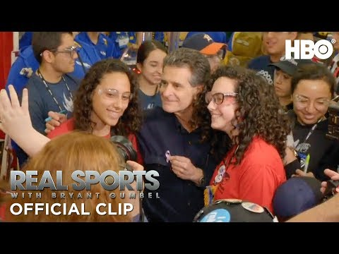 High School Robotics World Championship  Real Sports w Bryant Gumbel  HBO