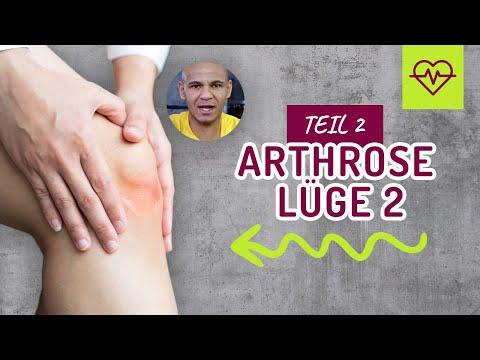 Arthrose Heilen. Laut den Videos möglich. 2