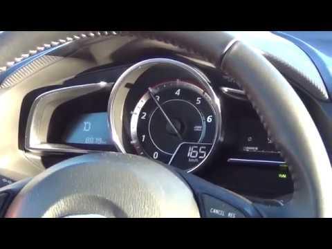 2016 mazda 3 dizel otomatik hızlanma ( 0-100 km/h ) ve son hız